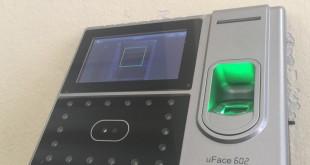 เครื่องสแกนใบหน้า ZKteco Uface602