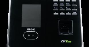 เครื่องสแกนลายนิ้วมือ ZKteco MB360