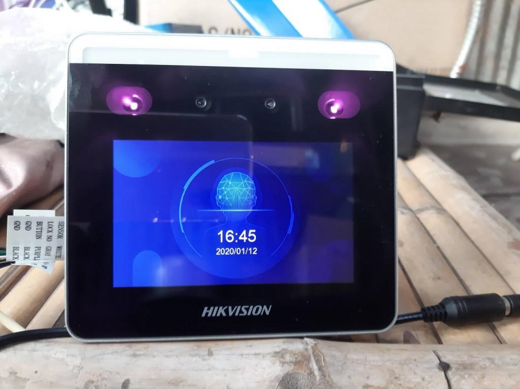 Face Recognition Hikvision DS-K1T331W